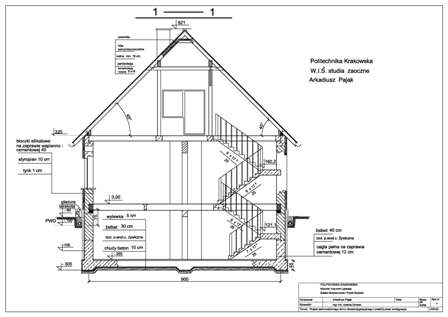 Design A Two Story Single Family Home A Arkadiusz Arek