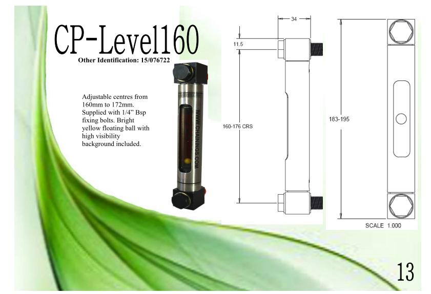 CP-Level 160